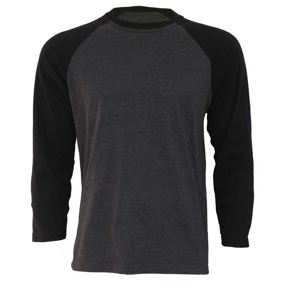 Urban Fashion, basic raglan heren shirt