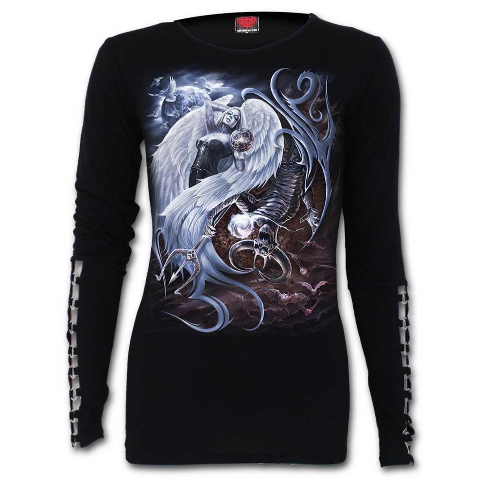 Yin Yang, gothic metal fantasy engel dem