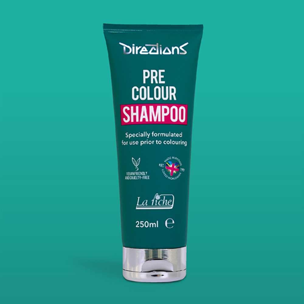 Haarverf shampoo. Pre colour shampoo - D