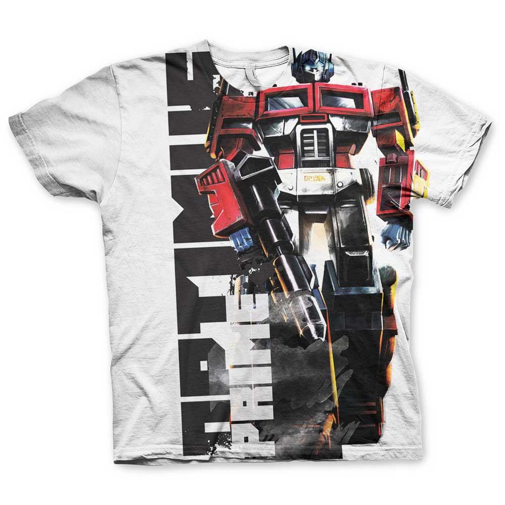 Transformers - Optimus Prime heren unise