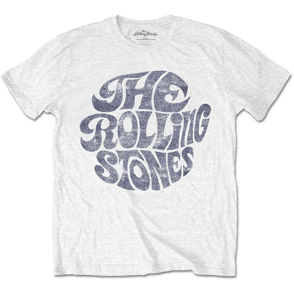 The Rolling Stones T Shirt Tour 1978 Tongue Band Logo new Official Mens